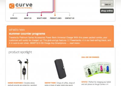 Curve Distribution Services