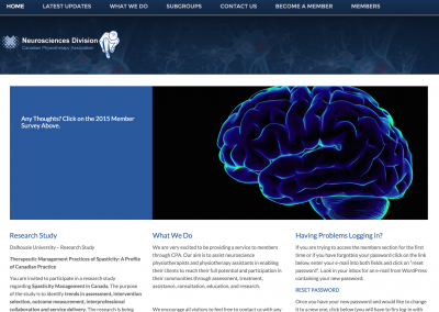 Neurosciences Division of CPA