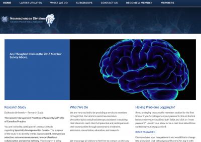 Neurosciences Division of CPA